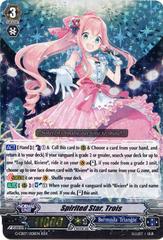 Spirited Star, Trois - G-CB07/008EN - RRR