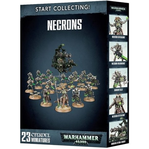 Start Collecting! Necrons (New)