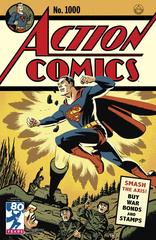 Action Comics #1000 1940S Var Ed (Note Price)