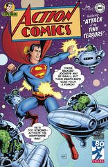 Action Comics #1000 1950S Var Ed (Note Price)