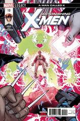 Astonishing X-Men #10 Leg