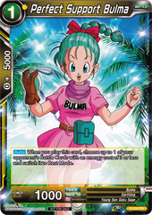 Perfect Support Bulma (Foil Version) - P-034 - PR