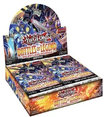 Yu-Gi-Oh! - Battles Of Legend: Relentless Revenge Booster Box
