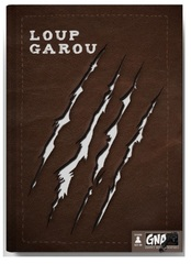 Graphic Novel Adventure #3 Loup Garou Hc