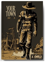 Graphic Novel Adventure #4 Your Town Hc