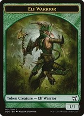 Elf Warrior Token (1)