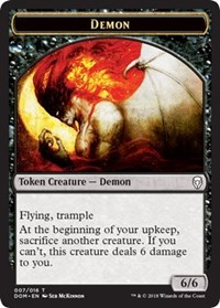Demon Token