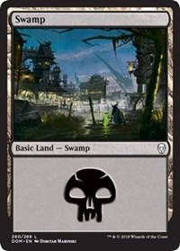Swamp (260) - Foil