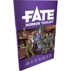 Fate Core: Fate - Horror Toolkit