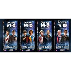 Doctor Who: Third And Eight Doctor