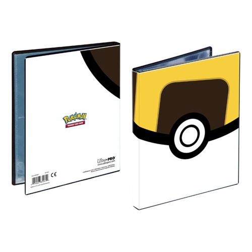 Ultra Pro Pokemon: 4 Pocket Portfolio - Ultra Ball