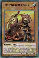 Elementsaber Aina - FLOD-EN019 - Common - 1st Edition on Channel Fireball