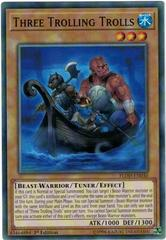 Three Trolling Trolls - FLOD-EN030 - Common - 1st Edition