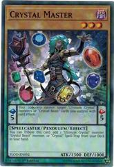 Crystal Master - FLOD-EN092 - Common - 1st Edition