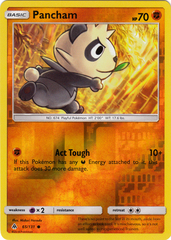 Pancham - 65/131 - Common - Reverse Holo