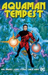Aquaman Tempest Tp (STL081327)