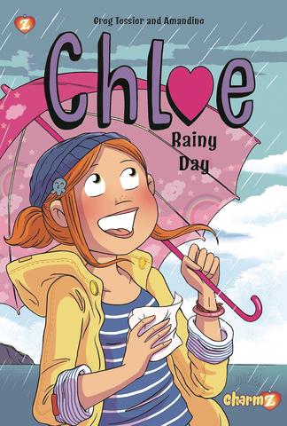 Chloe Gn Vol 04 Rainy Days