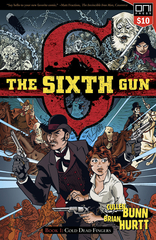 Sixth Gun Tp Vol 01 Cold Dead Fingers (Sq1)