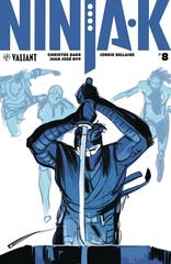 Ninja-K #8 (Cover A - Zonjic)