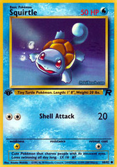 Squirtle - 68/82 - Common - 1st Edition on Channel Fireball