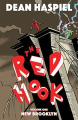 Red Hook Trade Paperback Vol 01 New Brooklyn (Mature Readers)