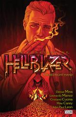 Hellblazer Tp Vol 19 Red Right Hand (Mr) (STL084250)