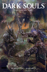 Dark Souls Age Of Fire #3 (Of 4) Cvr A Angulo (Mr)