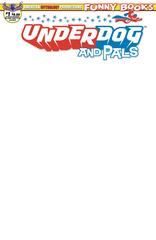 Underdog & Pals #1 Blank Sketch Cvr (STL086098)