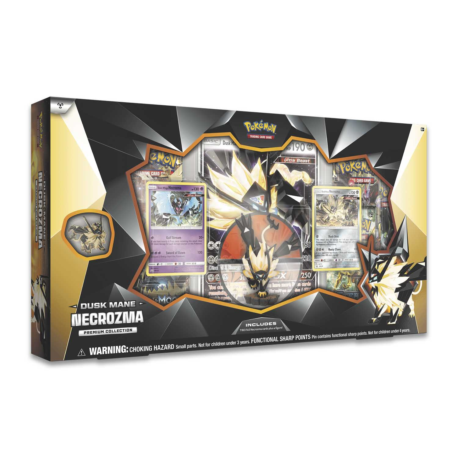 Dusk Mane Necrozma Premium Collection