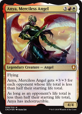 Anya, Merciless Angel - Foil