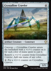 Crystalline Crawler on Channel Fireball