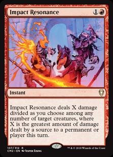 Impact Resonance