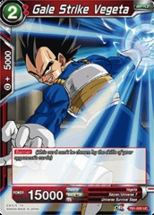 Gale Strike Vegeta - TB1-005 - UC