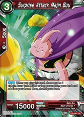 Surprise Attack Majin Buu - TB1-007 - UC