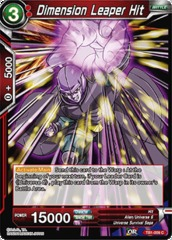 Dimension Leaper Hit - TB1-009 - C