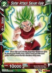 Sister Attack Saiyan Kale - TB1-016 - UC
