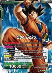 Sharpened Power Son Goku / Son Goku - TB1-050 - UC