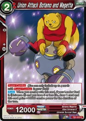 Union Attack Botamo and Magetta (Foil) - TB1-022 - C