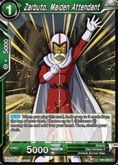 Zarbuto, Maiden Attendant (Foil) - TB1-060 - C