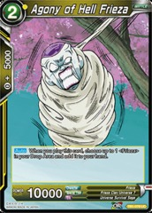 Agony of Hell Frieza (Foil) - TB01-079 - UC