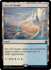 Sea of Clouds - Foil