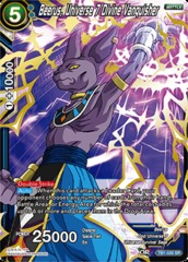 Beerus, Universe 7 Divine Vanquisher - TB1-030 - SR on Channel Fireball