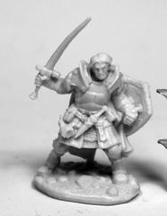 Rheagar, Male Fighter