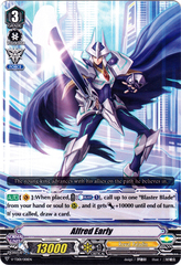 Alfred Early - V-TD01/001EN on Channel Fireball