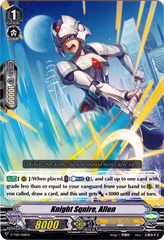 Knight Squire, Allen - V-TD01/008EN on Channel Fireball