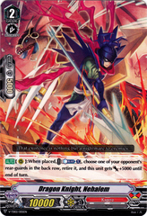 Dragon Knight, Nehalem - V-TD02/005EN on Channel Fireball
