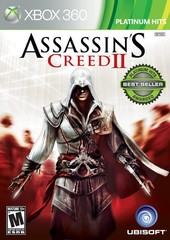 Assassin's Creed II Platinum Hits