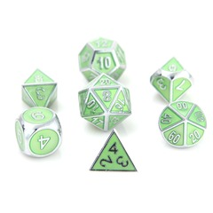Silver Peridot - Gemstone Collection