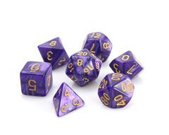 RPG Set - Purple Stardust