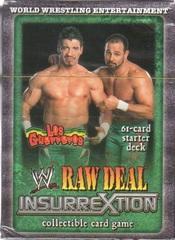 Raw Deal Insurrextion Los Guerreros Starter Deck
